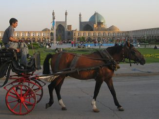 Zeitreisen in Isfahan