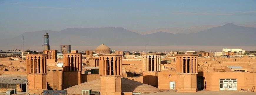 Yazd-View