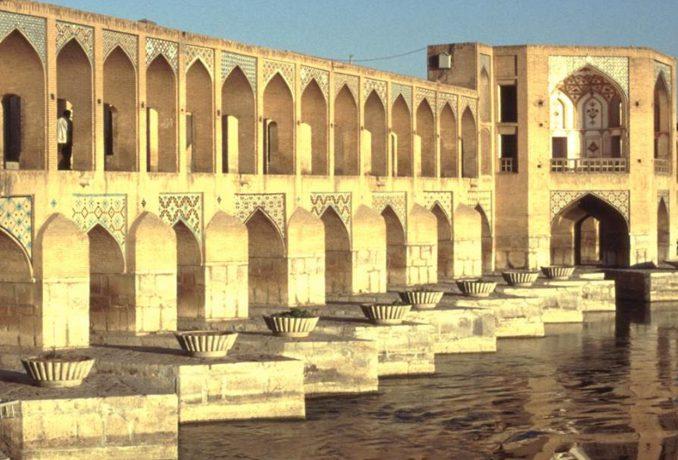 Iran-Zauber des alten Persien